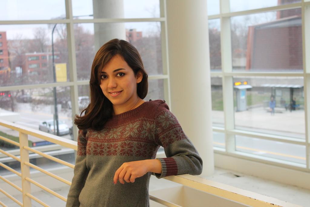 Zahra Shamsi